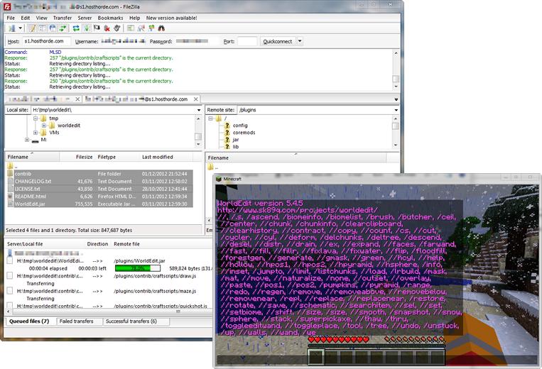 PlayPro: Minecraft Server Hosting | Installing Bukkit